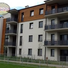 Panele perforowane na balkony